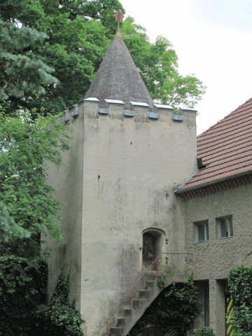 Eldenburg, Quitzowturm